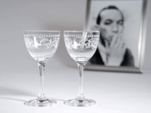 "Zelda Fitzgerald""New Yorker"" Cocktail Glass"