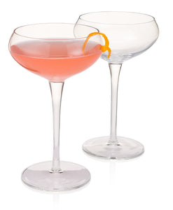 Modern Bartender's Best Stemmed Coupe for Cocktails