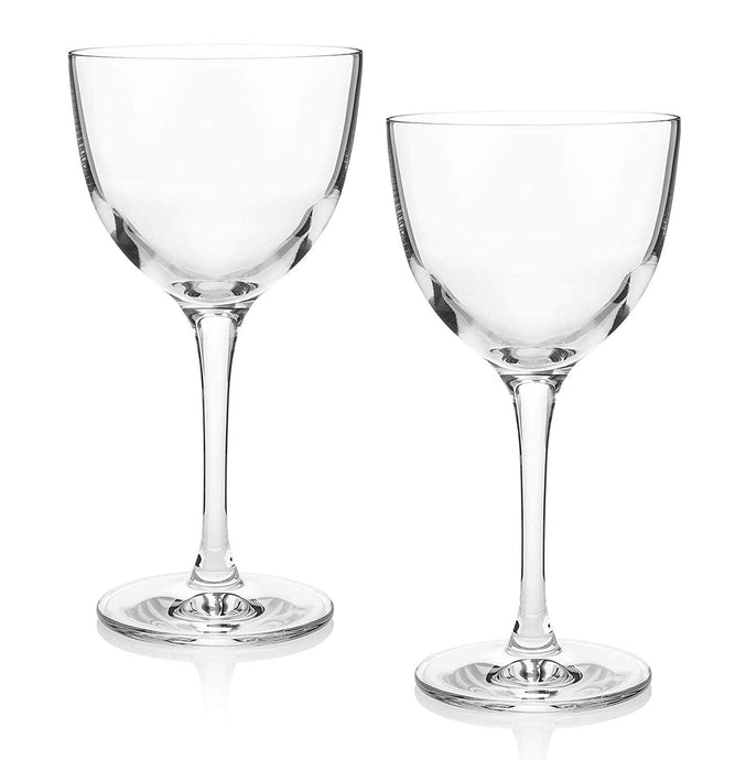 Nick & Nora Martini Glasses