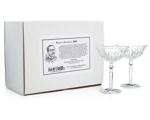 "Rudyard Kipling""Pegu Club"" Cocktail Coupe"