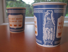 Load image into Gallery viewer, Ceramic NY Coffee Cups (Set of 2)