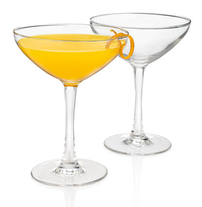 Cocktail Coupe Glass