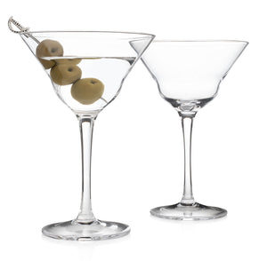 Jack London Martini Glass