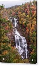 Load image into Gallery viewer, Upper Whitewater Falls - Acrylic Print