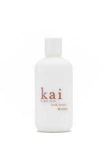 Kai fragrance body lotion |Rose|