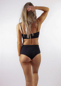 Mai Underwear Deluxe Mod Bottom |Black| Ships next week