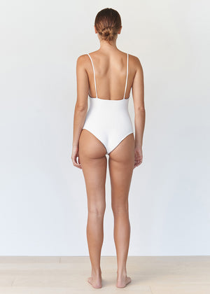 ACACIA Swimwear Summer Indies One Piece |Scarlet|