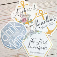 Load image into Gallery viewer, Anchor Your Day Sticker Bundle