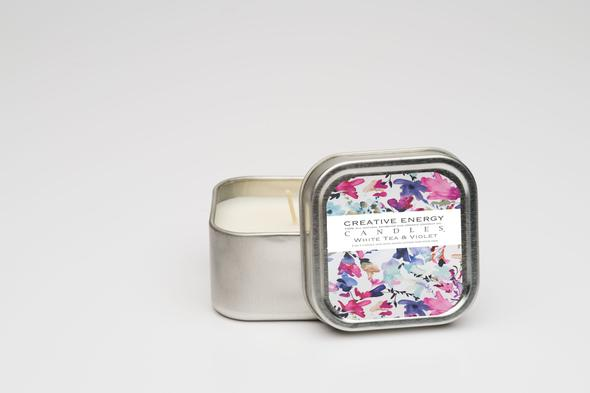 Creative Energy 2 in 1 Soy Candles