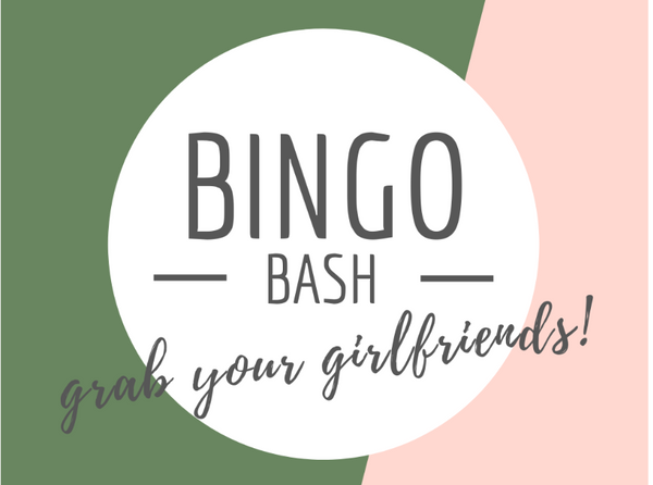Bingo Bash Girls Night!