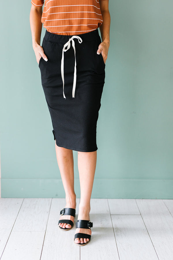 Betty Pocket Skirt