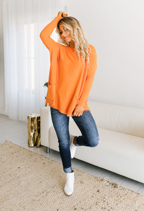 Callie Dolman Sweater