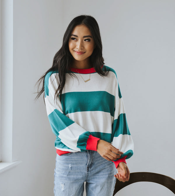 Wild About You Sweater
