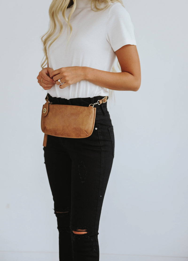 Cricket Mini Crossbody Clutch