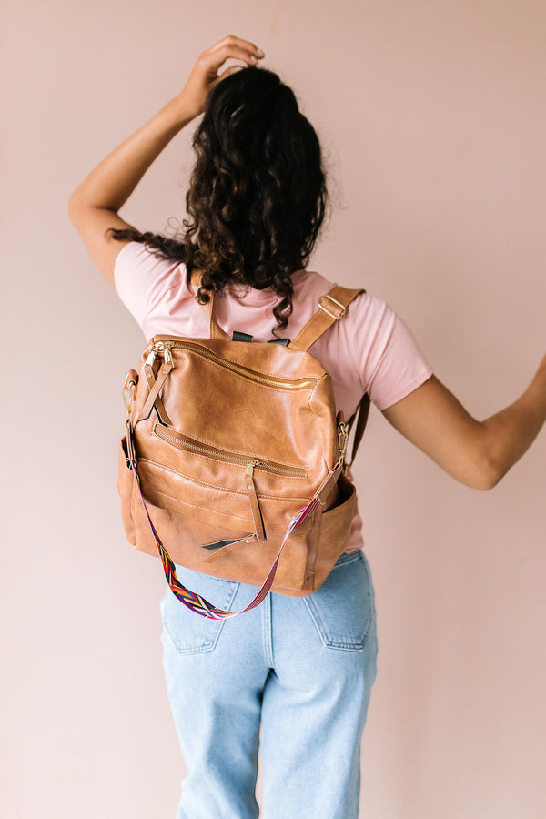 Diggie Multi Pocket Backpack