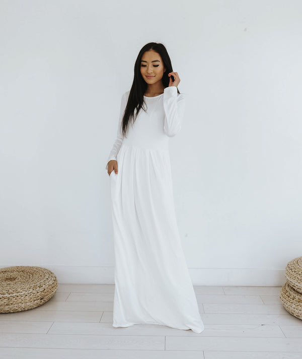 Eternity Long Sleeve Maxi