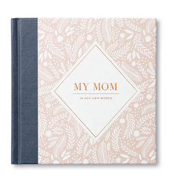My Mom Book