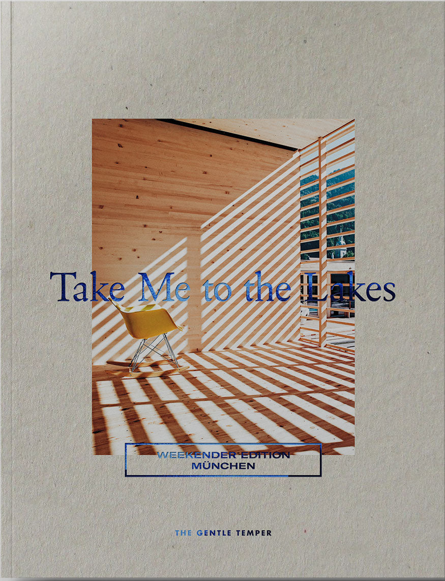 SAMPLE - Take Me to the Lakes - Weekender Edition München