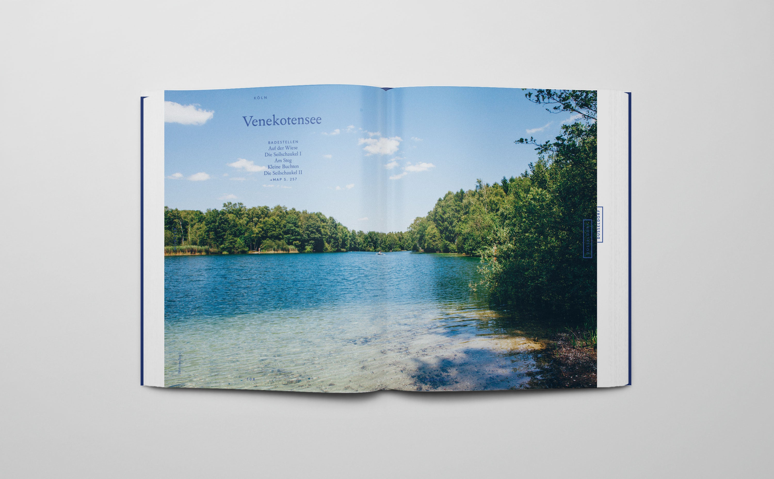 SAMPLE - Take Me to the Lakes - Nordrhein-Westfalen Edition