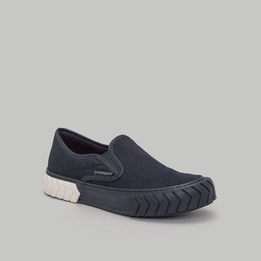 both - TYRES SLIP-ON LOW-BLACK/WHITE