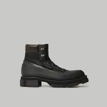 both - GAO MID BOOT-BLACK