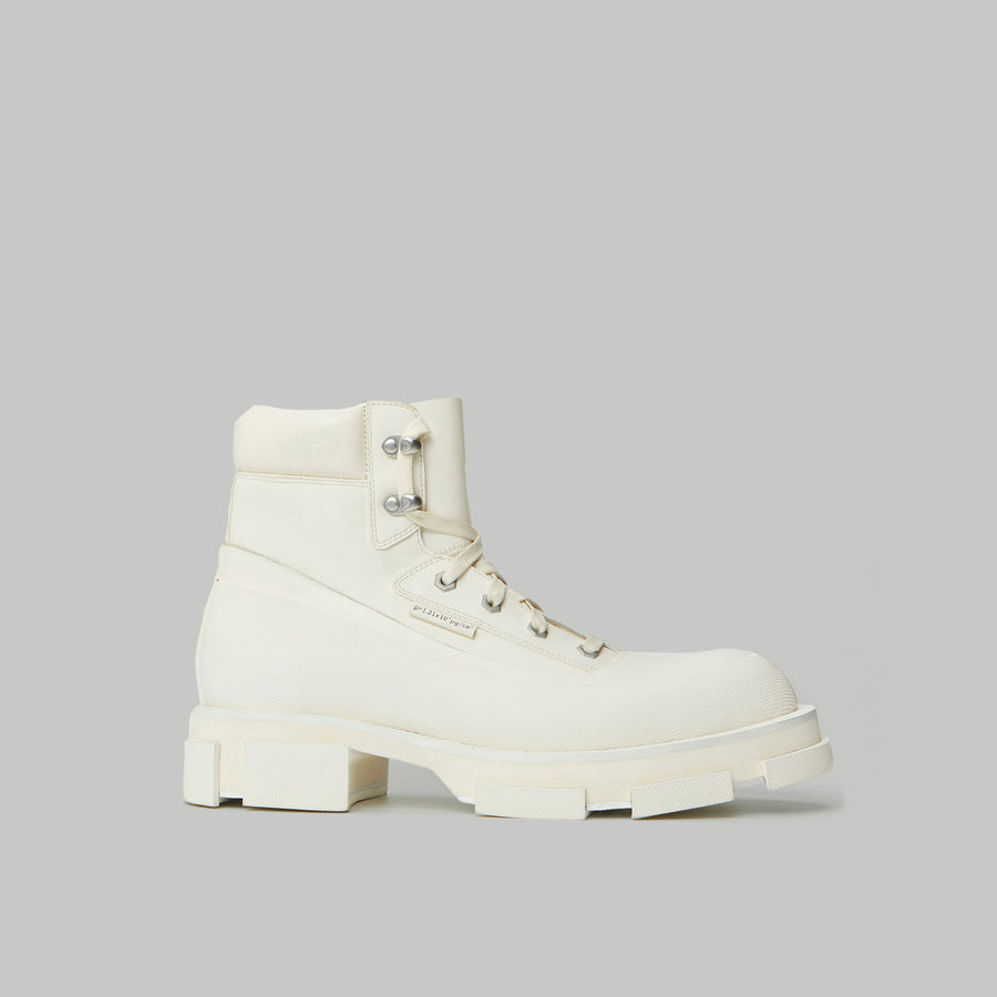 both - GAO MID BOOT-WHITE