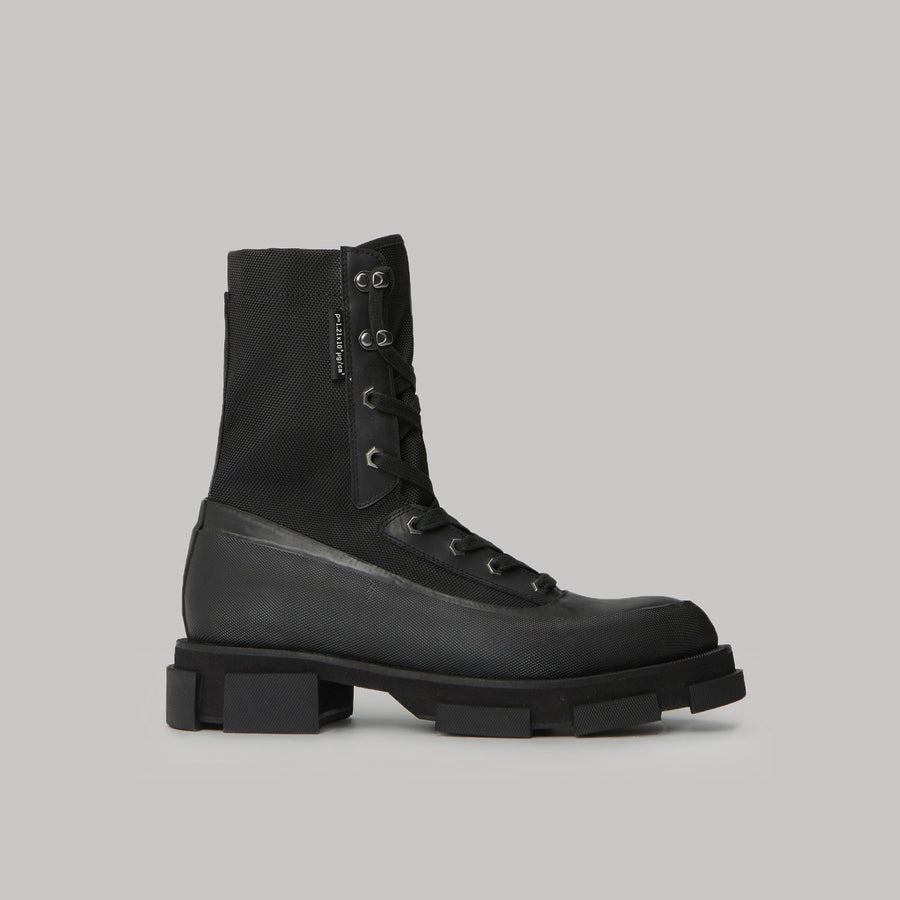 both - GAO HIGH BOOT-BLACK
