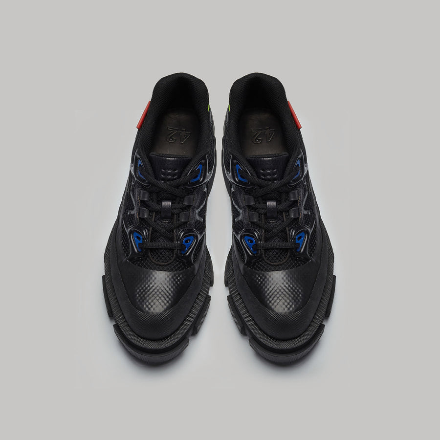 both - GAO RUNNER-BLACK