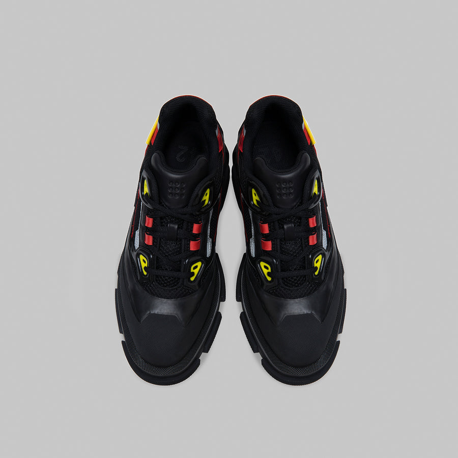 both - GAO RUNNER-BLACK/RED/GREY