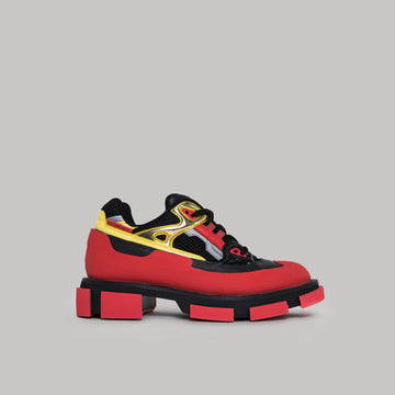 both - GAO RUNNER-BLACK/RED/YELLOW