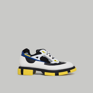 both - GAO RUNNER-BLACK/WHITE/YELLOW
