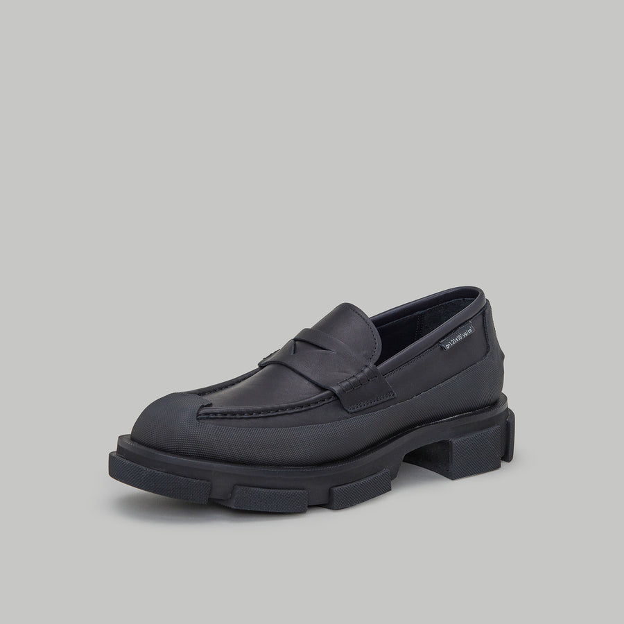 both - GAO LOAFER-BLACK