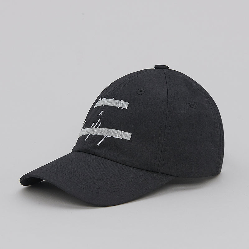 both X SECOND LAYER-COLLAB LOGO CAP