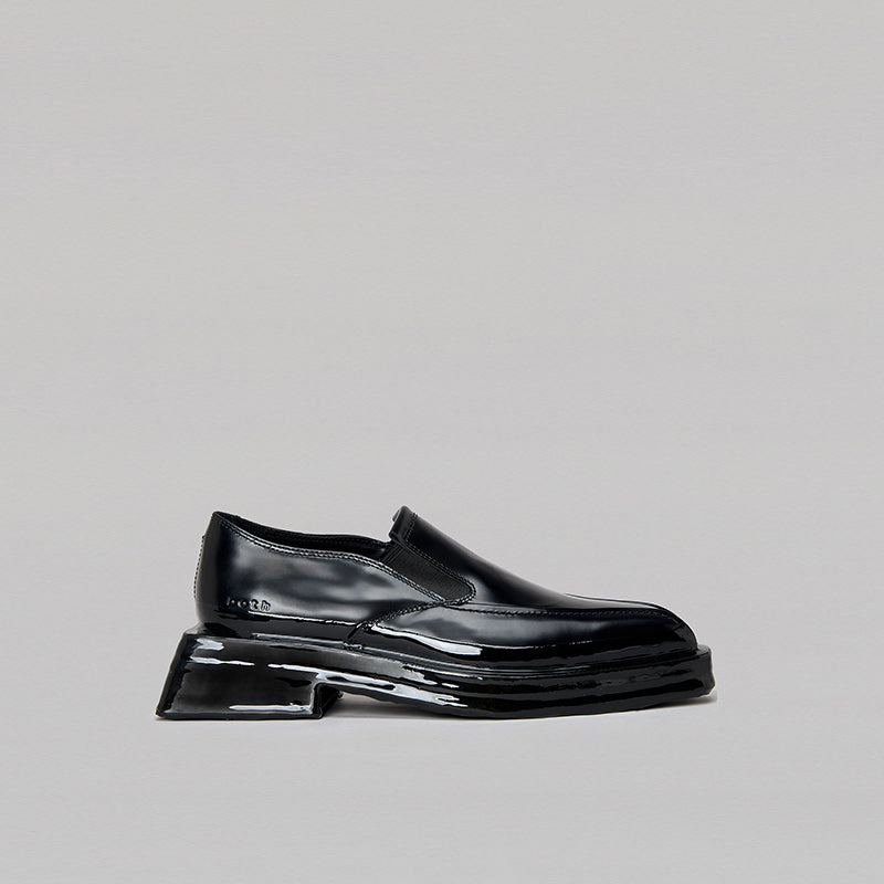 both - GANG LOAFER-BLACK