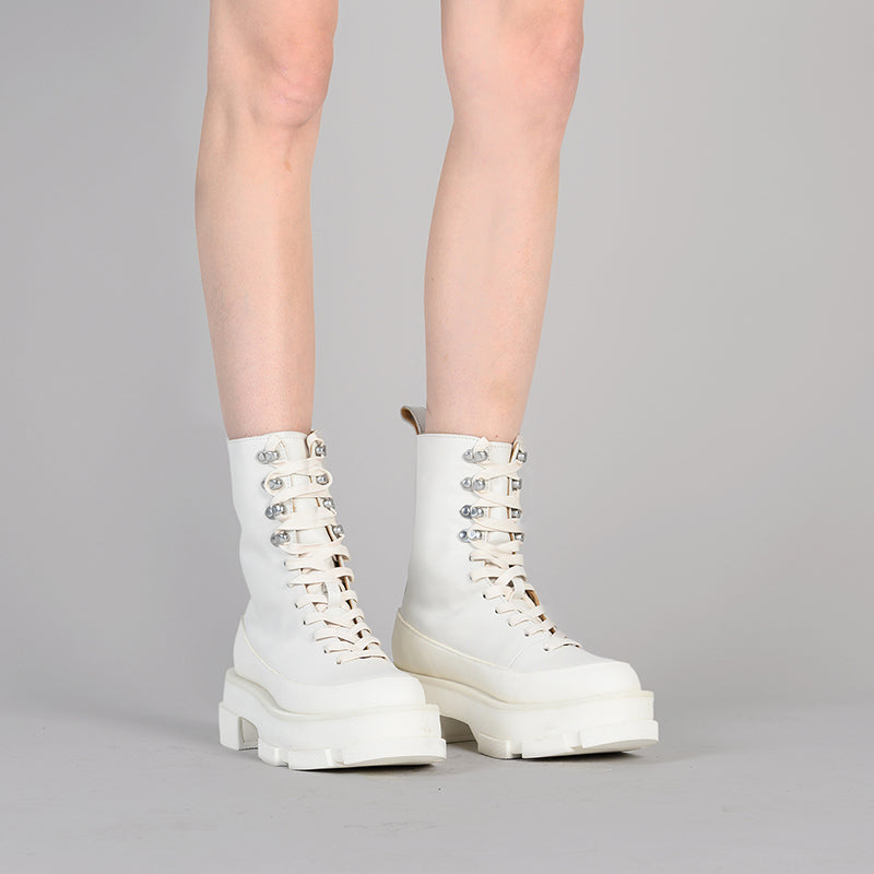 both - GAO HIGH BOOTS-WHITE/WHITE/GLOW