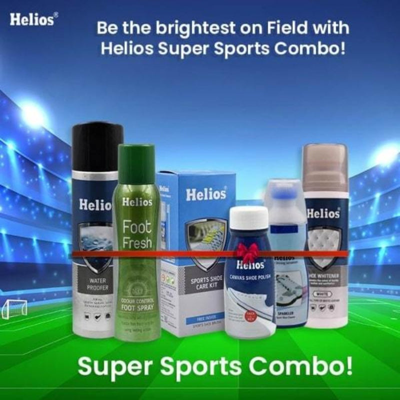 One Super Combo - Sports Shoe Care