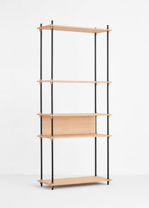 Shelving System - tall single bay