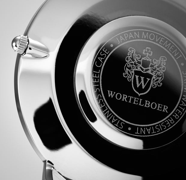 Rembrandt White & Steel - Wortelboer Co.