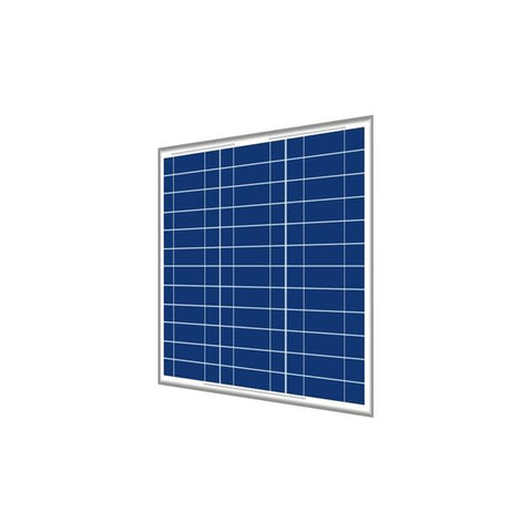 Cinco 10W 36 Cell Poly Off-Grid Solar Panel