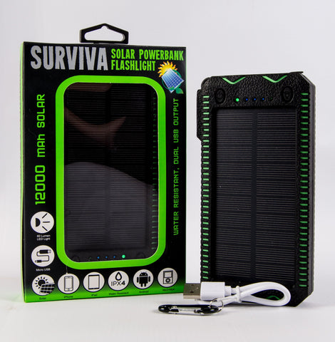 Surviva Solar Powerbank