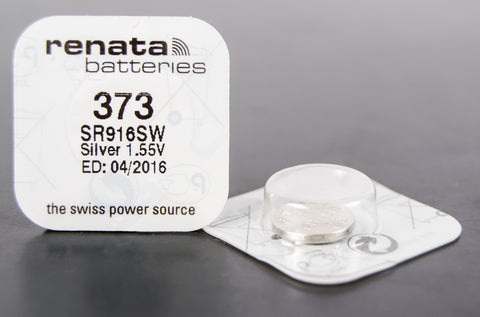 373 1.5V Renata Button Cell