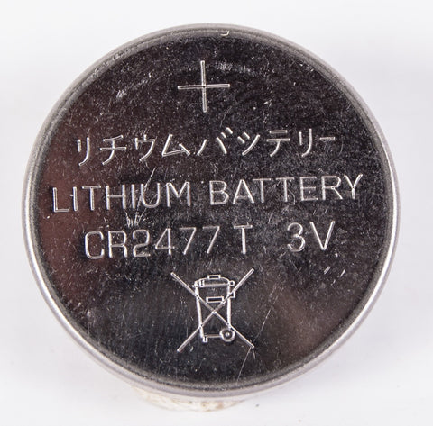 CR2477N Lithium Coin Battery
