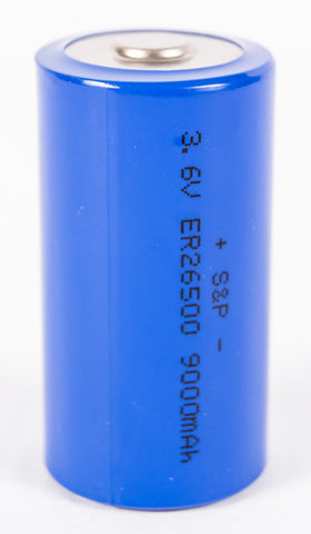 CR26500 C 3.6V Lithium Battery