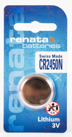 CR2450 Varta Lithium Coin Battery