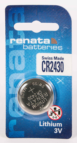 CR2430 Varta Lithium Coin Battery