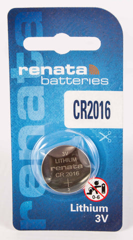 CR2016 Varta Lithium Coin Battery