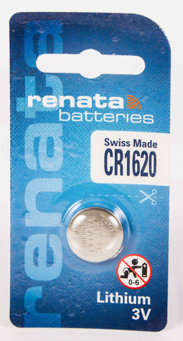 CR1620 Renata Lithium Coin Battery