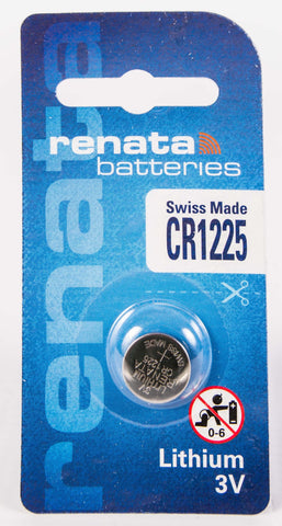 CR1225 Renata Lithium Coin Battery