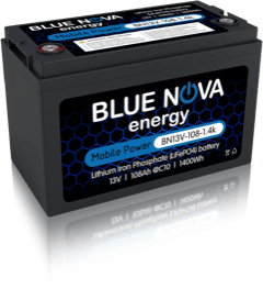 BN13V-108-1.4k LiFePO4 Rechargeable Battery