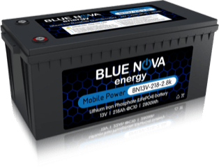 BN13V-218-2.8k LiFePO4 Rechargeable Battery